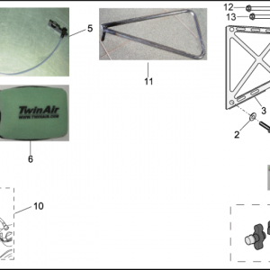 VDB components