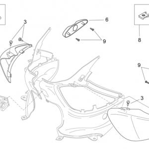 Rear body - Undersaddle