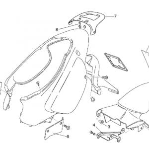 Rear body II