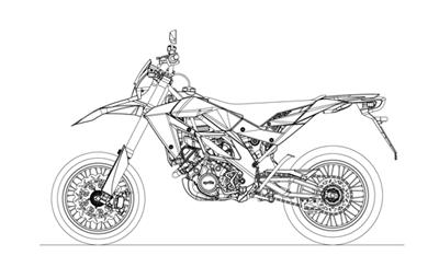 SXV 450-550 2009-2011