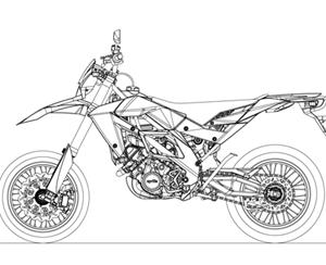 SXV 450-550 STREET LEGAL 2009-2011