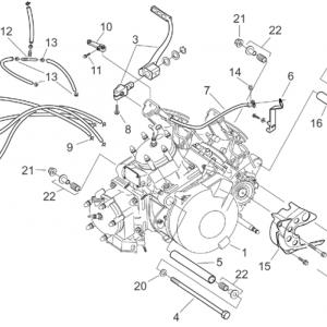 Engine/Carburettor I