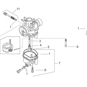Carburettor II - SE-TS