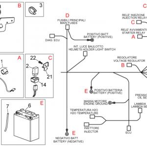 Rear electrical system II
