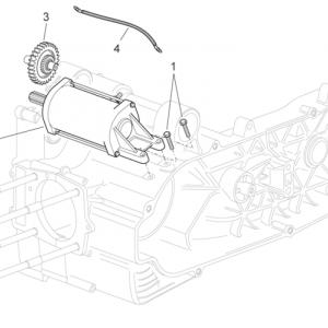 Starter motor II