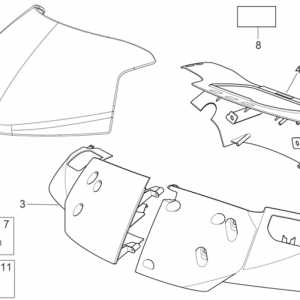 Front body - Front fairing