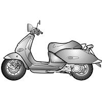 Mojito Custom 50 2T eng.Piaggio. (EMEA) 2004-2010