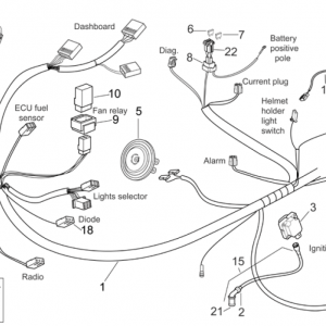 Electrical system I