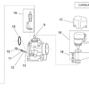 Carburettor I