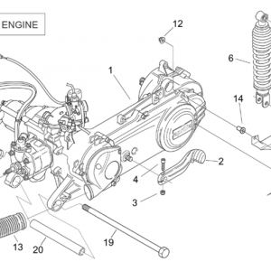 Engine (Carburettor)