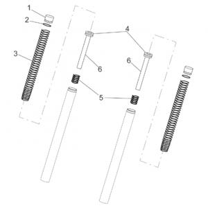 Front fork II