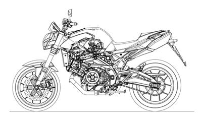 Shiver 750 E3 ABS-NOABS (APAC, EMEA, NAFTA) 2007-2010
