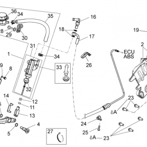 Rear brake system II