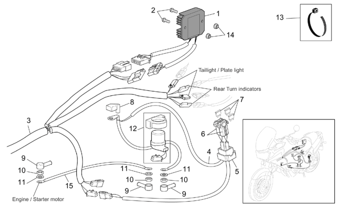 Aprilia Caponord Wiring Diagram: Fender 010020 Transformer Wiring Diagram At Johnprice.co