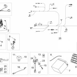 REAR ELECTRICAL SYSTEM