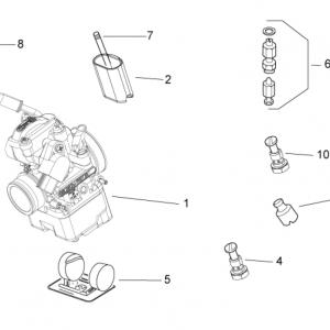 Carburettor IIII