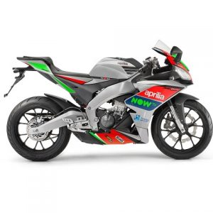 RS 125 REPLICA 4T E4 ABS (EMEA) 2017 - 2018